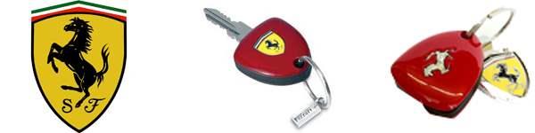 Ferrari Keys